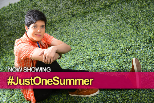 #JOSOpensToday #JustOneSummer NOW SHOWING IN NATIONWIDE THEATERS @gmanetwork @kapuso_insider @kapusonetizens @tracymgarcia @taclassof2012