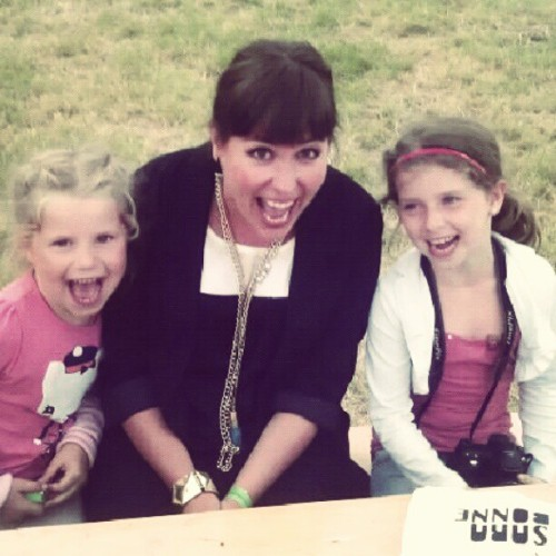Little fans at our concert at #festival #hongerigewolf (Taken with Instagram)