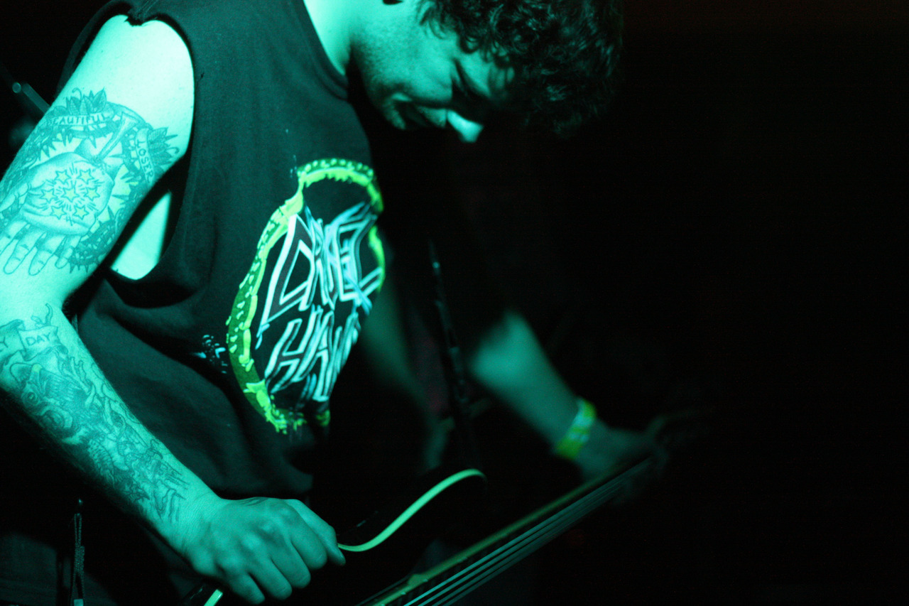 Cruel Hand at The Carvery, Palmerston North, NZ, 2011