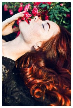 stellasoowan:  Red Hair