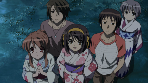 More Endless Eight!