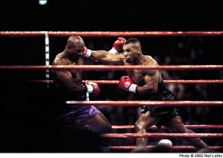 Evander Holyfield vs. Mike TysonMGM Grand, Las Vegas, November 9, 1996