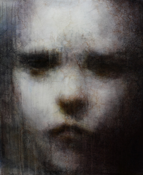 darksilenceinsuburbia:  Maya Kulenovic. Away, 2012.