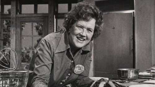 August 15, 1912:  Julia Child is Born Today marks the 100th anniversary of Julia Child's birth.  The American chef was known for introducing French cuisine to the American public with her cookbook, Mastering the Art of French Cooking, and her television cooking program, The French Chef. Join PBS in celebrating Julia Child's legacy by checking out these vintage French Chef episodes or try out a recipe in her honor!