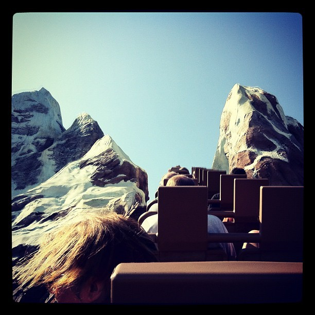 Conquering Everest. Nbd. (Taken with Instagram)