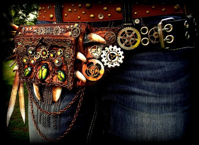 eBay Steampunk Belt Pack! by Wood-Splitter-Lee