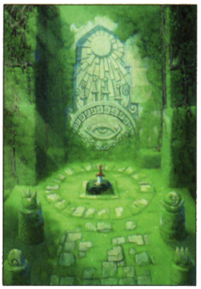 Today's Historia Historia - Skyward Sword concept art features the Sacred Grounds.  • Pg. 40 The Sacred Grounds • Pg. 41 More Sacred Grounds  Or, check out the Hyrule Historia index page here!  Zelda Contest Update: 41 votes so far!