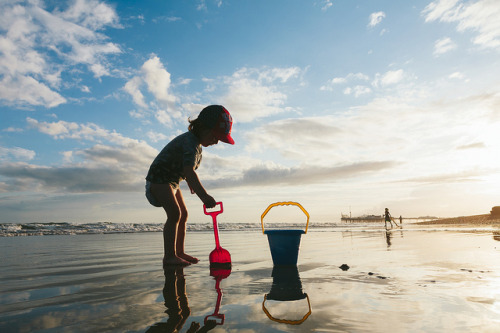 Low tide on Brighton beach by lomokev Matilda playing with her bucket and spade on the beach. Taken on a 5D. I processed the digital file using lightroom and VSCO film, I am a big fan of this duo. If you are Lightroom user or just beginning with it you need to check out my 5 not so known lightroom tips on my blog. Although I did not take this on my holiday this could be a holiday snap. I just posted my top tips for taken better holiday photos on my it blog, was originally written for a magazine and it's not just relevant to holiday photos, hope you find it useful.