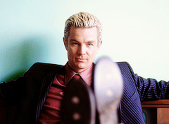 eddplant:  Happy 50th Birthday, James Marsters! (August 20, 1962) Oh my god I am almost exactly half his age I love  more than half my age… i don't know how to feel about this