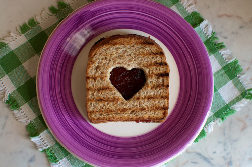 I heart PBJ by Serenellina on Flickr.