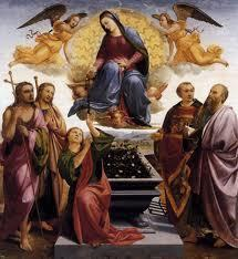Feast of the Assumption of the Blessed Virgin Mary August 15,2012 Hail Mary, full of Grace the Lord is with Thee Blessed art Thou among women and Blessed is the fruit of thy womb Jesus. Holy Mary, Mother of God, Pray for us sinners, Now and at the hour of our death. AMEN It is only right that we should honor the Mother of God on this special feast day, AMEN! :D