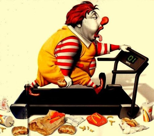 timothydelaghetto:  Ronald was FIT though!!! lol