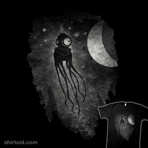 shirtoid:  Tentacles available at Threadless