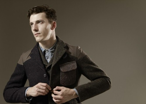 Nigel Cabourn Authentic AW'12 Collection | Anchor Division