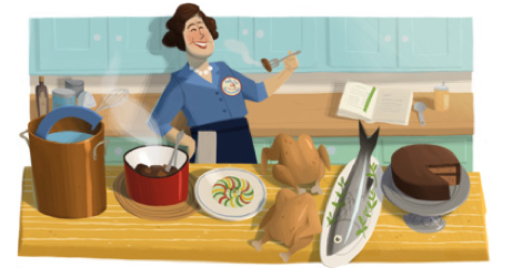 "aaknopf:  Thank you, Google.  ""Cooking is like love; it should be entered into with abandon or not at all.""                                                                                                  -Julia Child"
