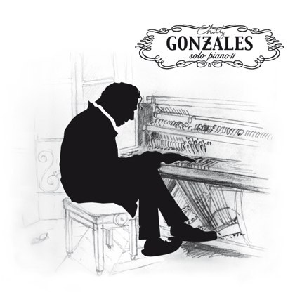 We're really excited to premiere Chilly Gonzales's Solo Piano II on the Hype Machine this week. Listen!