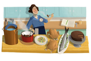 Happy 100th Birthday Julia Child! Did you know she was a spy?