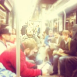 LIGHTBULB MOMENT #sanfrancisco #muni #rachelsladder  (Taken with Instagram)