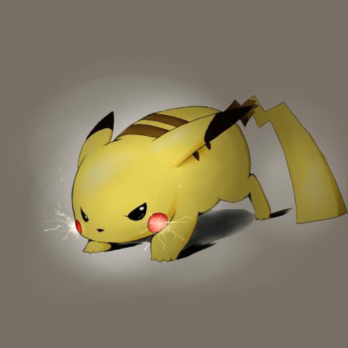The gallery for --> Pikachu Thundershock