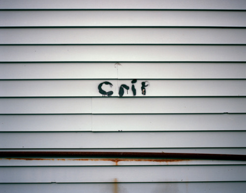 'Crip' - West Bank, New Orleans, Louisiana - July 2012