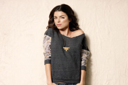 One of our favorite styles for fall: the Julia Top