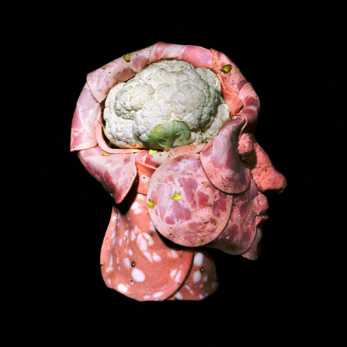 laughingsquid: Anatomical Food Sculptures by Dimitri Tsykalov