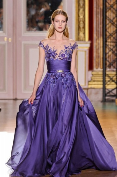 What Would Khaleesi Wear? Zuhair Murad - 2012-12 Haute Couture Collection submitted by lady-loki-laufeyson