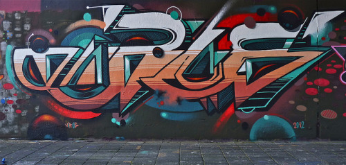 Graffiti Delft - Irenetunnel by Akbar Sim on Flickr.
