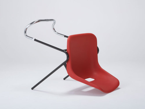 kiameku:  Daniel Eatock One + One Drop Bars + Chair 2012