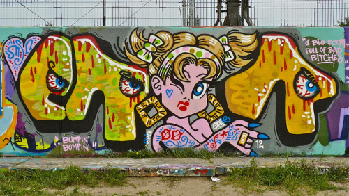 Graffiti Den Haag - HOF Laak by Akbar Sim on Flickr.