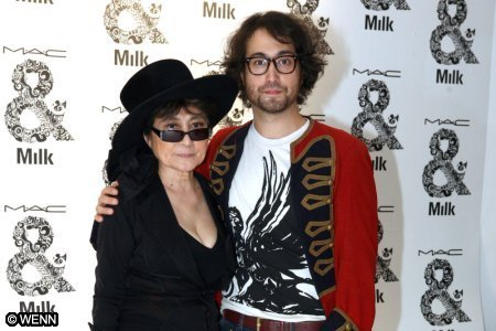 """Actually, I'm not rich, my Mom's rich."" — Sean Lennon"