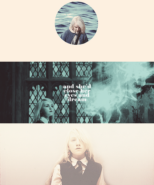 Harry Potter Meme: Nine Characters - LUNA LOVEGOOD