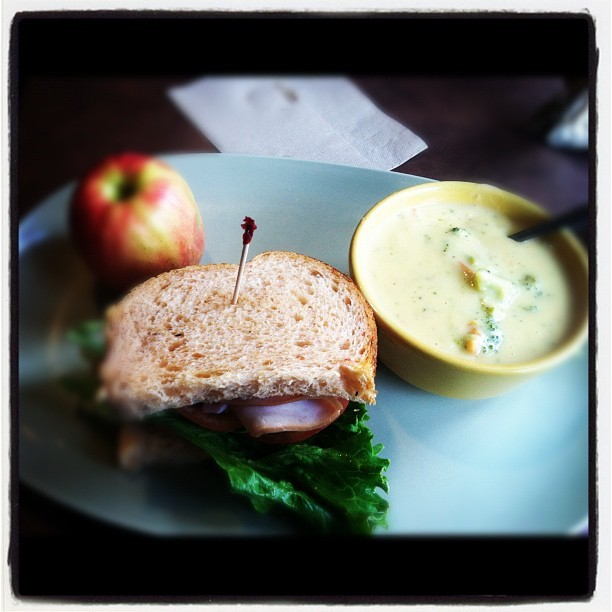 #Backup  Forgot my lunch at home… (Taken with Instagram)