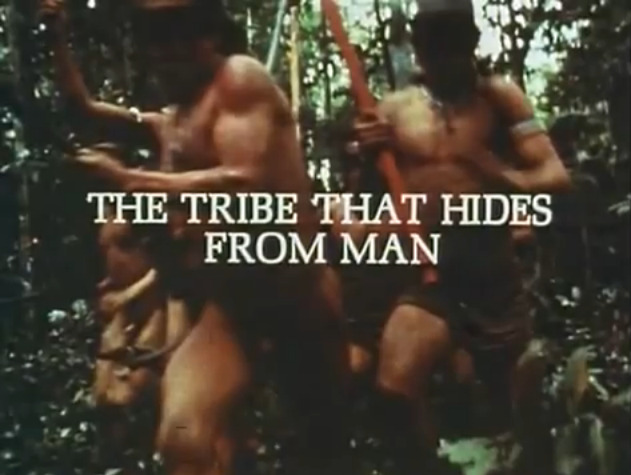 from the documentary The Tribe That Hides From Man (1970) by Orlando Villas-Bôas and Claudio Villas-Bôas