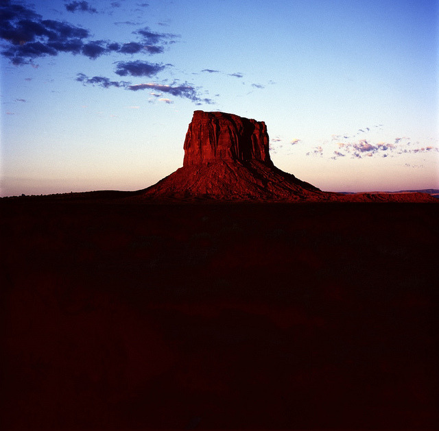 Day 12: Monument Valley by Dr. RawheaD
