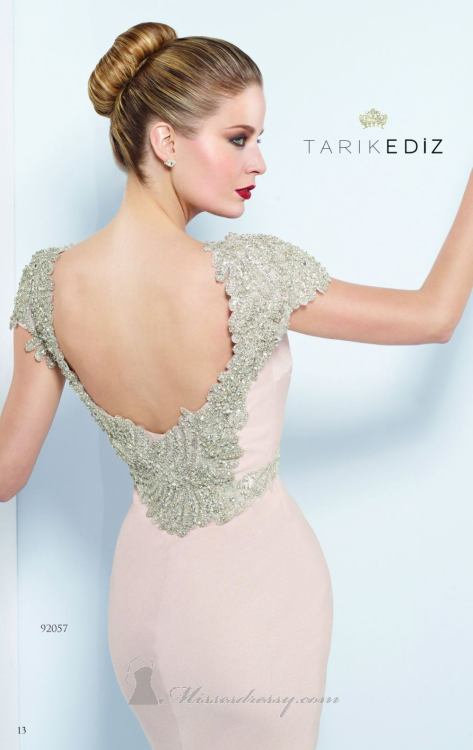 Tarik Ediz 92057 dress available at MissesDressy