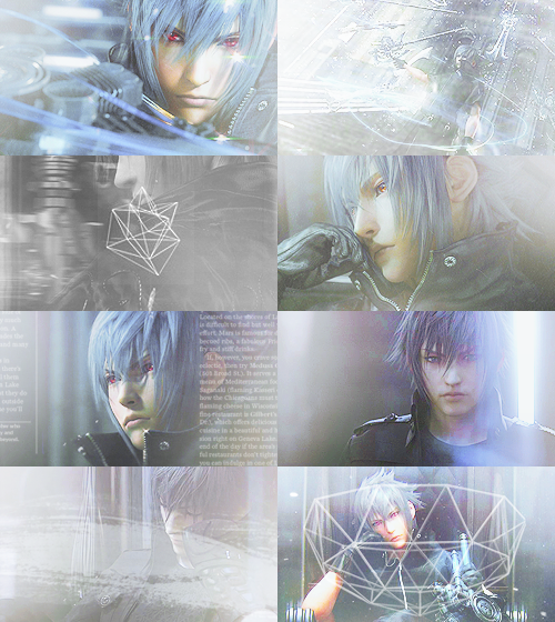 balthiers:  Noctis Lucis Caelum + Silver as requested by anonymous