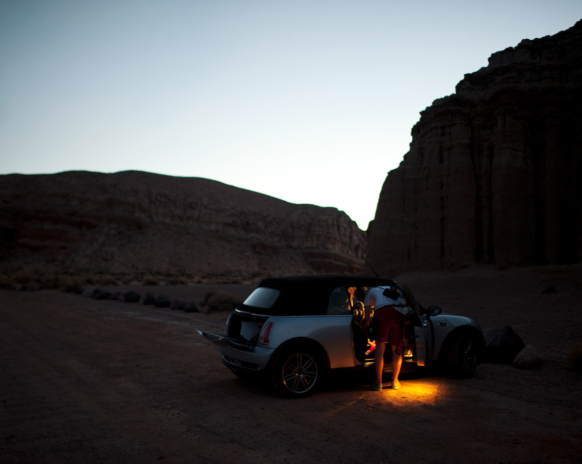 evantetreault:  Mini.   Photo by Evan Tetreault.