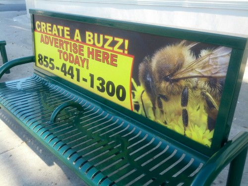 """Call now to be buried in a waterfall of enormous, irritable bees! Don't hesitate!"""