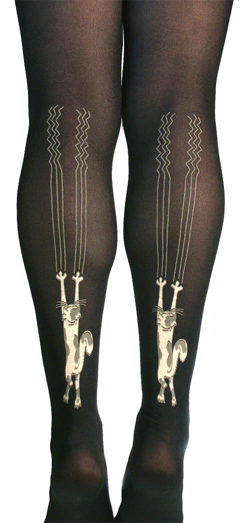 Via sparkipuss funky tights