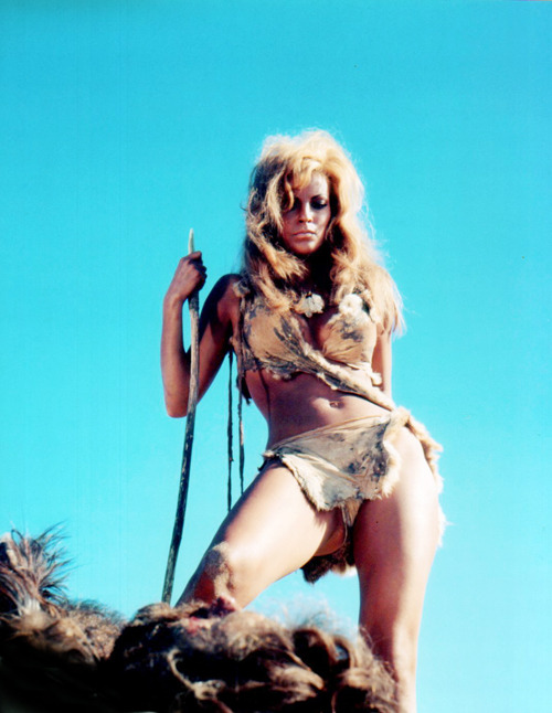 Raquel Welch in One Million Years B. C. (1966)