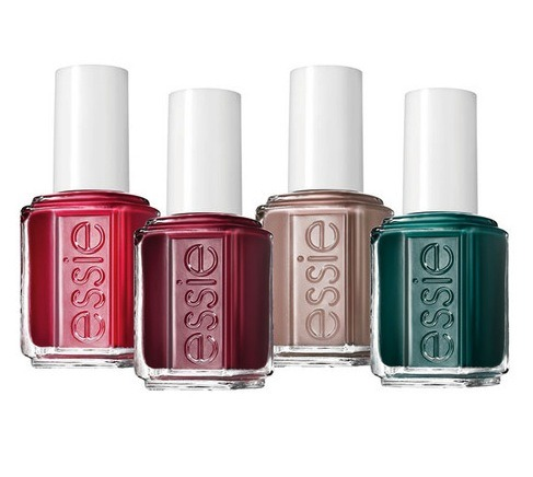 Essie 'Fall 2012' Mini 4-Pack, $17, Nordstrom.com