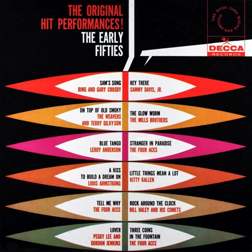 midcenturia:  Original Hit Performances- The Early Fifties, Decca