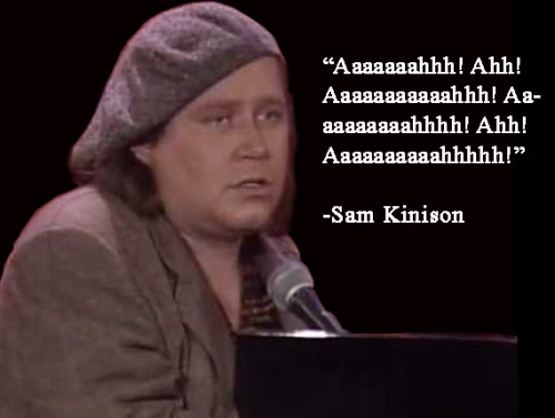 jakefogelnest:  whatdoyouevenmeme:  Sam Kinison  Cool new Tumblr filled with world wide web memes of popular American humorists. You will love it on your Dashboard. #comedic #humor #internetculture #KONY2012
