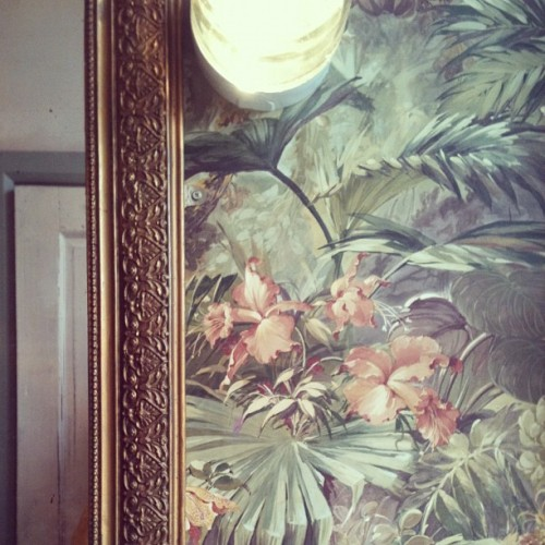 #Cosyclub #vintage #wallpaper (Taken with Instagram)