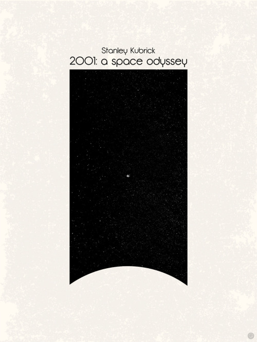 2001: A Space Odyssey by Guillaume Vasseur