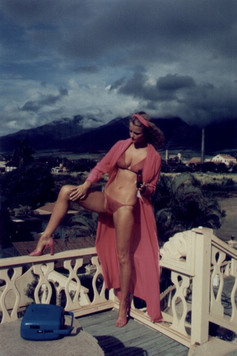 Helmut Newton for 1960s Vogue