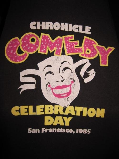 Comedy Day Countdown: '85 T-Shirt. [32 Days Left]