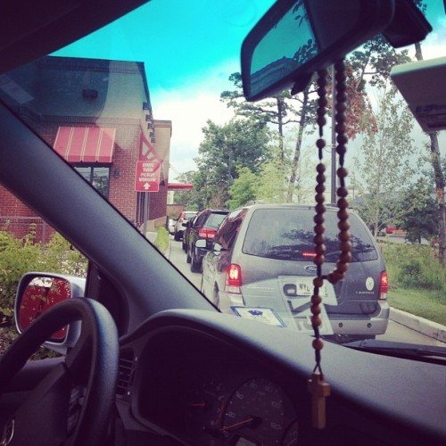 Chick Fil A all day erryday (Taken with Instagram)