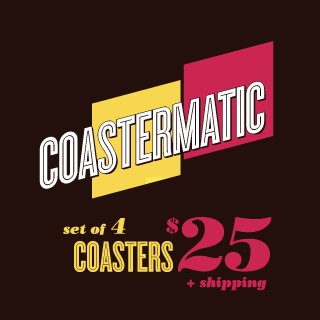 Forretningsmodeller som bygger på folks kreativitet -> Coastermatic lets you print instagram photos onto coasters. (via Coastermatic — Your instagrams in stone, coasters.)